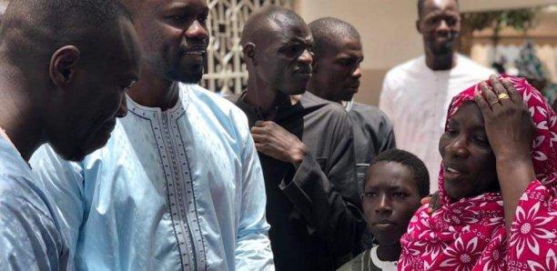 Décès du père de Nitdoff : Sonko chez le rappeur pour presenter ses condoléances