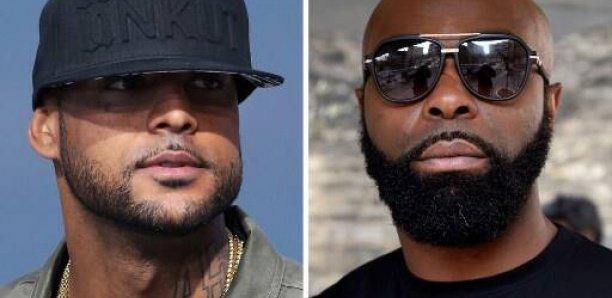 Le combat en Suisse entre les rappeurs Booba et Kaaris annulé