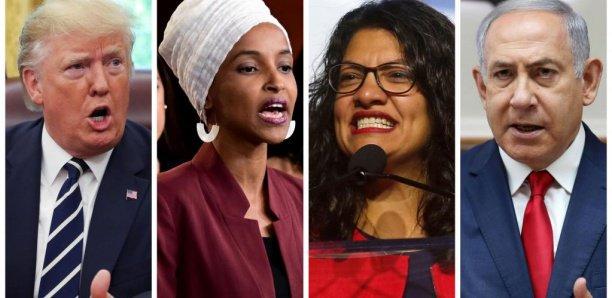 Deux députées démocrates américaines refoulées d'Israël