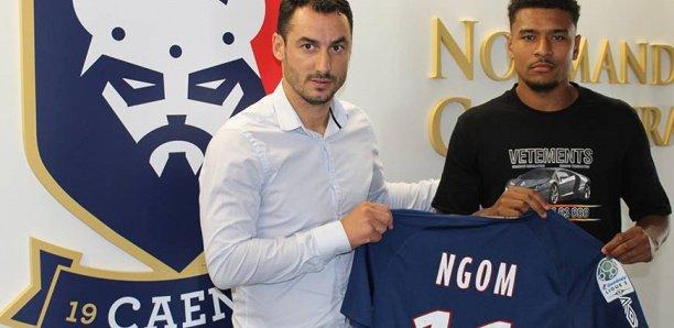 Nantes : Santy Ngom signe à Caen pour trois ans