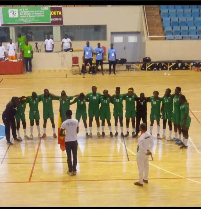 Handball / Championnat d'Afrique des U20 : Le Sénégal bat le Congo Brazzaville