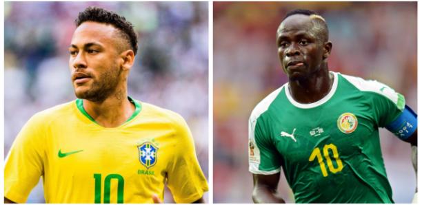Match amical : Brésil-Sénégal aura lieu au Bangladesh