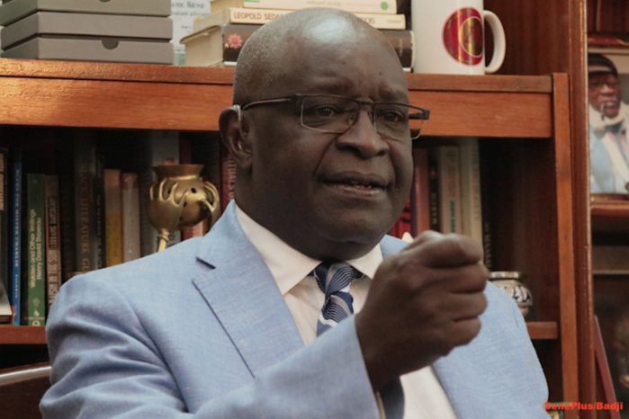 Polémique autour de l'histoire générale du Sénégal : Le professeur Ousmane Sène relativise