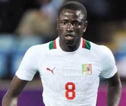 Cheikhou Kouyaté : ''Jouer avec des stars comme Neymar donne… ''