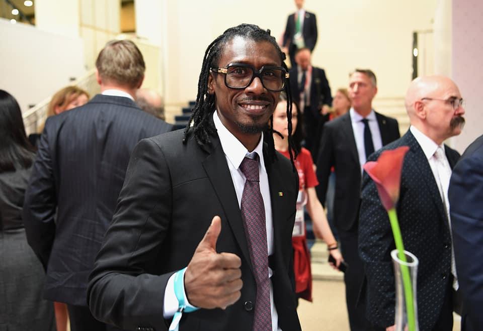 Amical Senegal-Brésil: Aliou Cissé se prononce sur l'absence de Boulaye Dia