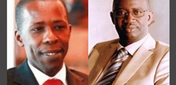 Cheikh Amar limoge le Directeur de Direct info Pape Diogaye Fa