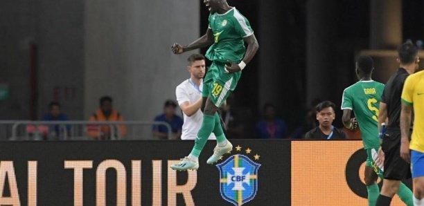 Famara Diédhiou : ''Le fait d'être titulaire m'a boosté''