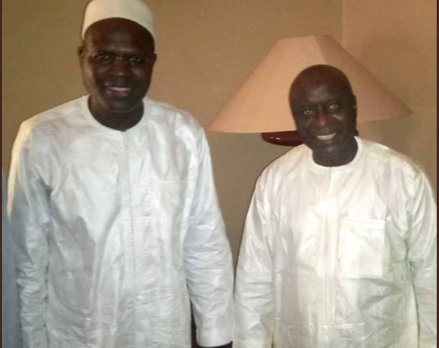 Wade chez Macky : Khalifa Sall était lui chez Idrissa Seck