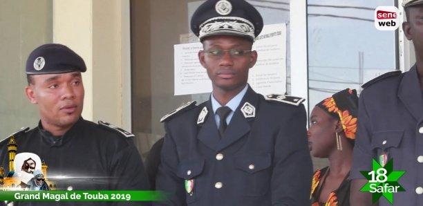 A 48 h du Magal: 102 accidents dénombrés, 2 kg de yamba saisis par la police