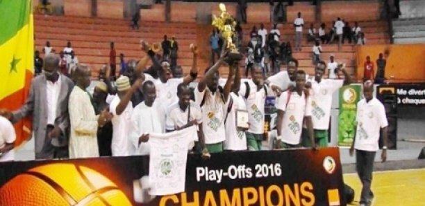 Basket-National 1 masculin : l'As Douanes championne du Sénégal pour la quatrième fois d'affilée