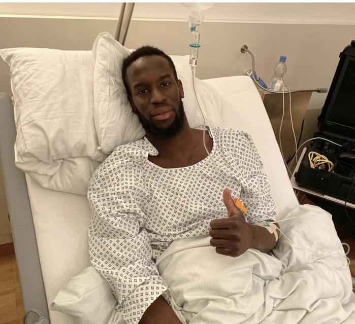 Équipe nationale : Salif Sané, opéré, est officiellement forfait contre le Congo Brazzaville et l'Eswatini