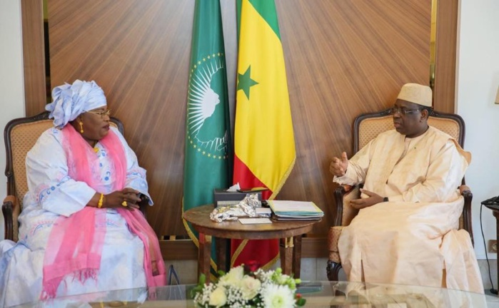 HCCT : L'APR félicite le président Macky Sall sur son choix porté sur Aminata Mbengue Ndiaye.