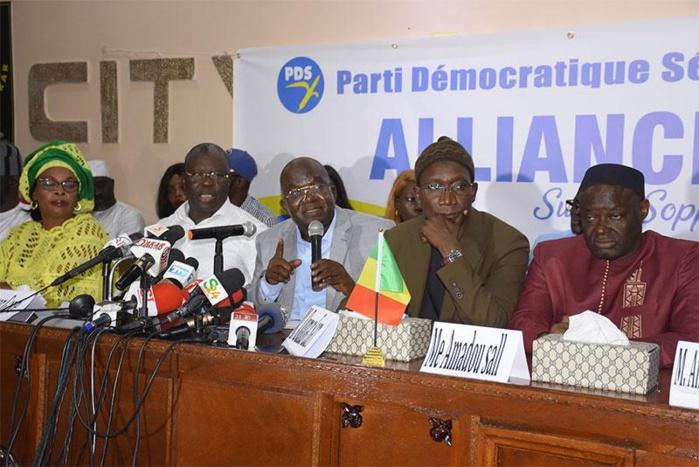 « Renaissance du PDS » : L'Alliance Suqali Soppi enregistre « des vagues d'adhésions »