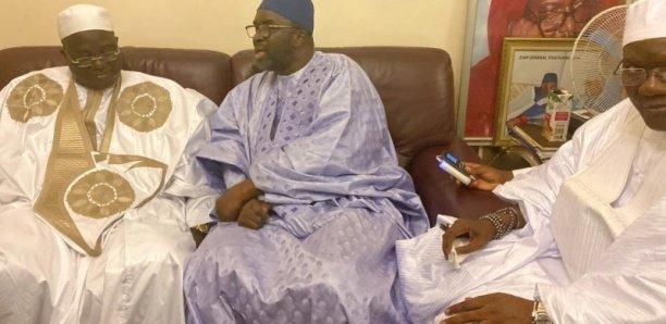 Gamou 2019 : Moustapha Cissé Lô chez Serigne Babacar Sy Al Amine