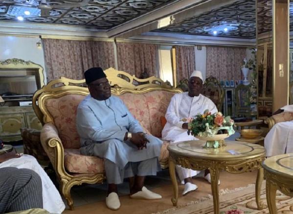 Dialogue national : Famara Ibrahima Sagna installé la semaine prochaine