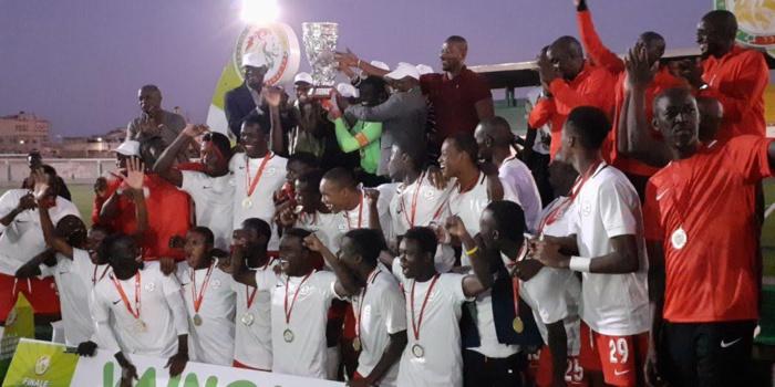 Challenge des Champions : Diambars, l'emporte (1-0) sur l'US Gorée.