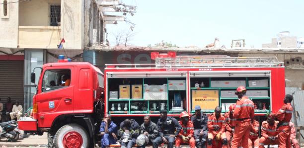 Pour plus de réactivité, l'État débourse 75 milliards pour équiper les sapeurs-pompiers