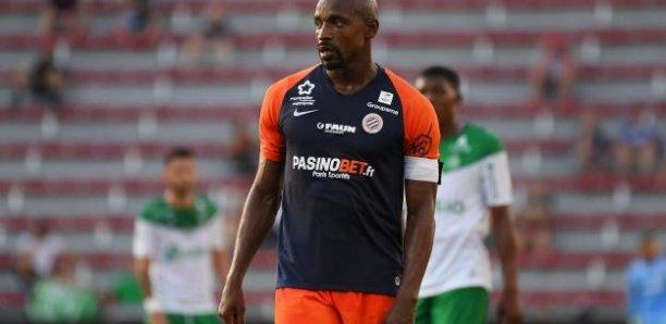 Souleymane Camara entre dans l'histoire de Montpellier en égalant le record de Pascal Baills