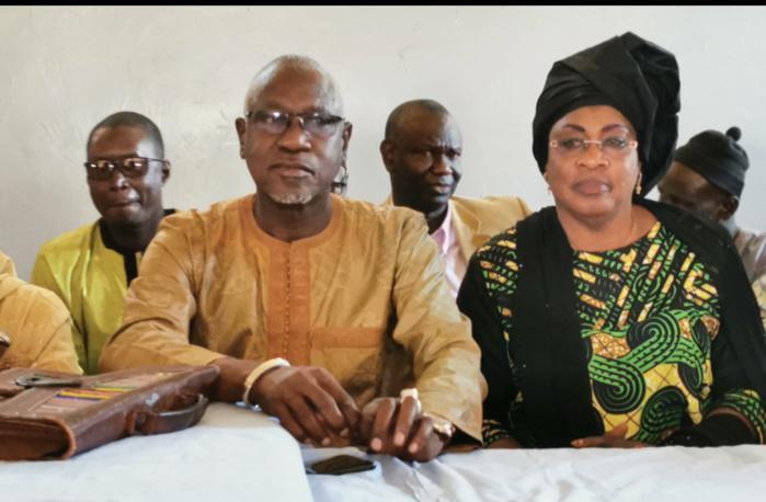 La collectivité Mandingue de Mbour change de secrétaire général /Cheikhou Dabo cède la place à Mamadou Aïdara Diop...