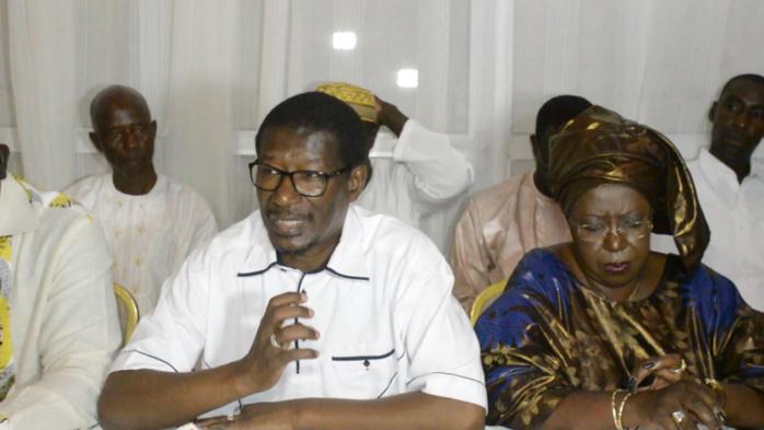 Défiance de Mary Teuw Niane: Probable rapprochement avec Cheikh Bamba Dièye?