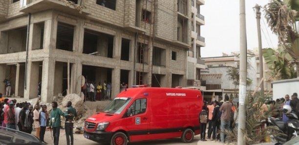 Pikine : Un maçon chute mortellement d'un immeuble