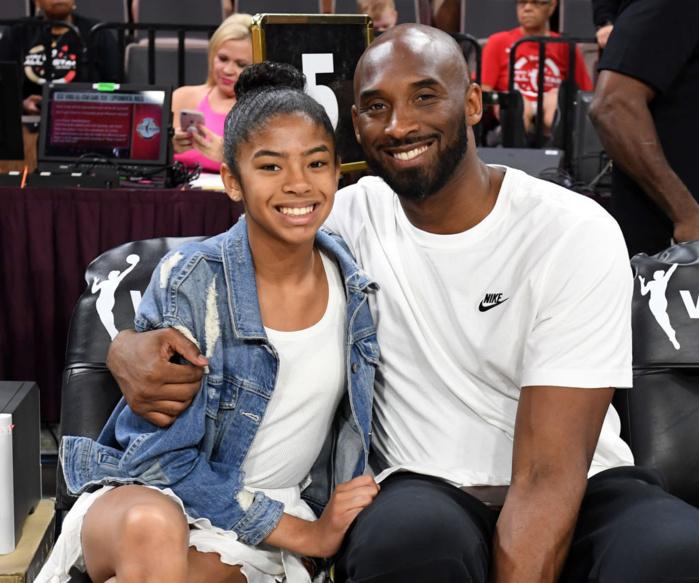 Accident d'hélicoptère : L'une des filles de Kobe Bryant est aussi décédée dans le crash...
