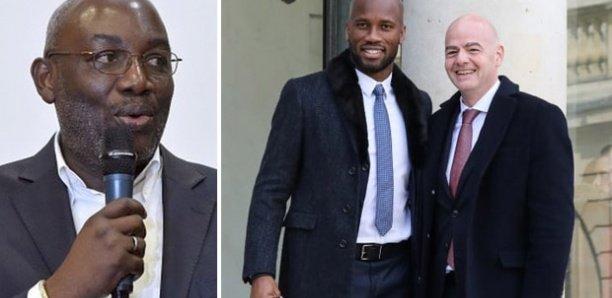 Présidence de la Fif : Les portes s'ouvrent pour Drogba