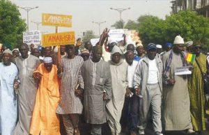 Les ex-travailleurs de la Sotrac menacent de manifester devant le Palais