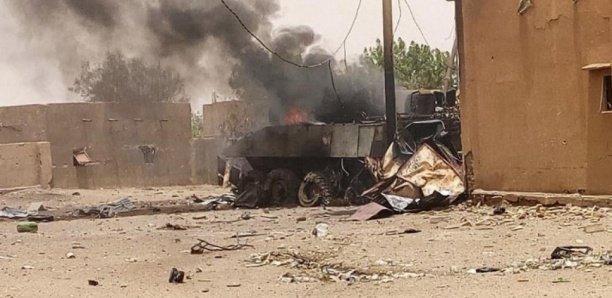Mali: huit soldats tués dans une attaque