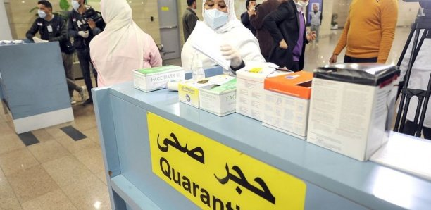 Coronavirus : un premier cas recensé en Afrique