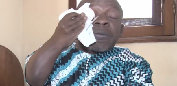 Le comédien Demba est gravement malade: « Dama Fébar Ba Sonn »