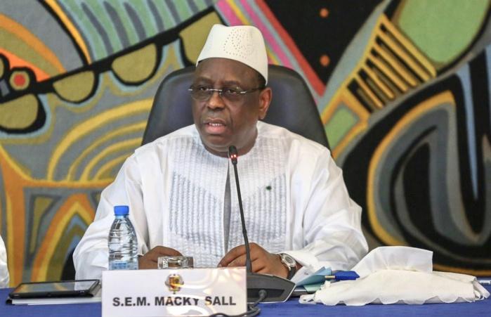 Organisation de la Can dans 4 ans : La nouvelle bourde de Macky Sall