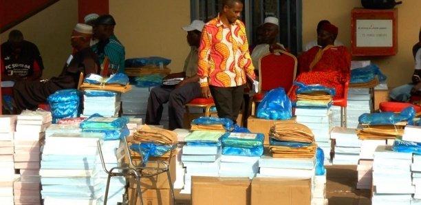 """Guinée : Alpha Condé promet un double scrutin """"dans la transparence"""""""