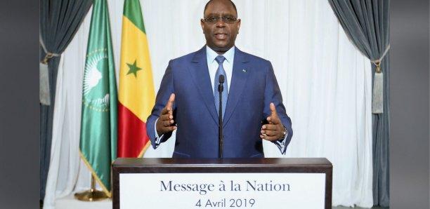 Lutte contre le Covid-19 : Le président Macky Sall se pose en rassembleur.