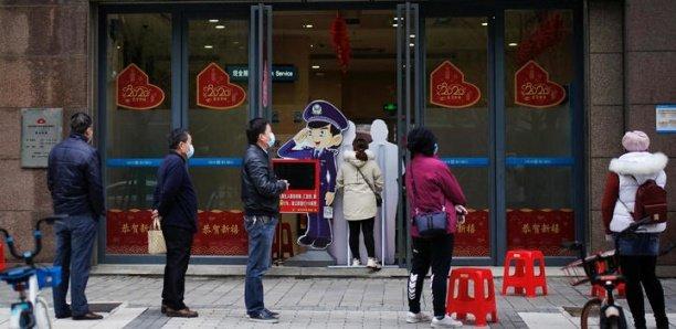 Coronavirus : 48 nouveaux cas en Chine, la croissance économique menacée