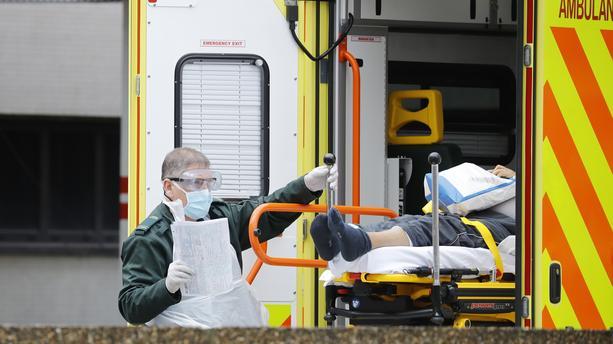 Coronavirus : Le Royaume-Uni a franchi le cap des 500 morts en 24H.