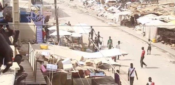 Touba : Le marché Ocass rouvert