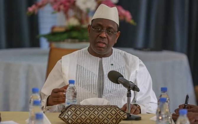 Macky Sall prône une ''stratégie innovante de relance de la 'Destination Sénégal'''