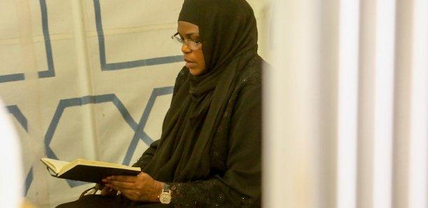 Condoléances : Marième Faye Sall chez Khalifa Sall et Mimi Touré