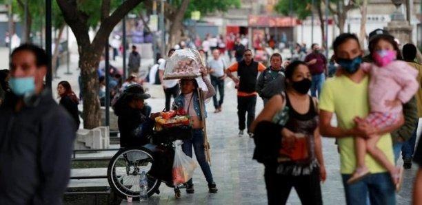 Covid-19 : le Mexique compte plus de décès que la France