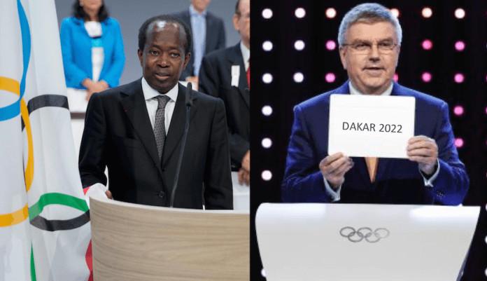 SÉNÉGAL : Les JOJ Dakar 2022, reportés à 2026