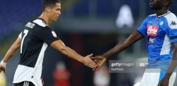 Cristiano Ronaldo aurait recommandé Kalidou Koulibaly à ses dirigeants