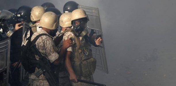 Un policier tué et plus de 100 blessés au Liban