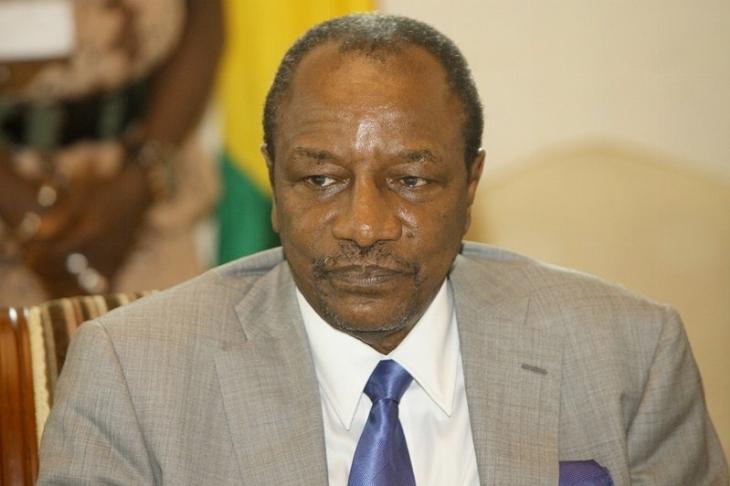 Élection présidentielle : Les Guinéens aux urnes le 18 Octobre prochain.