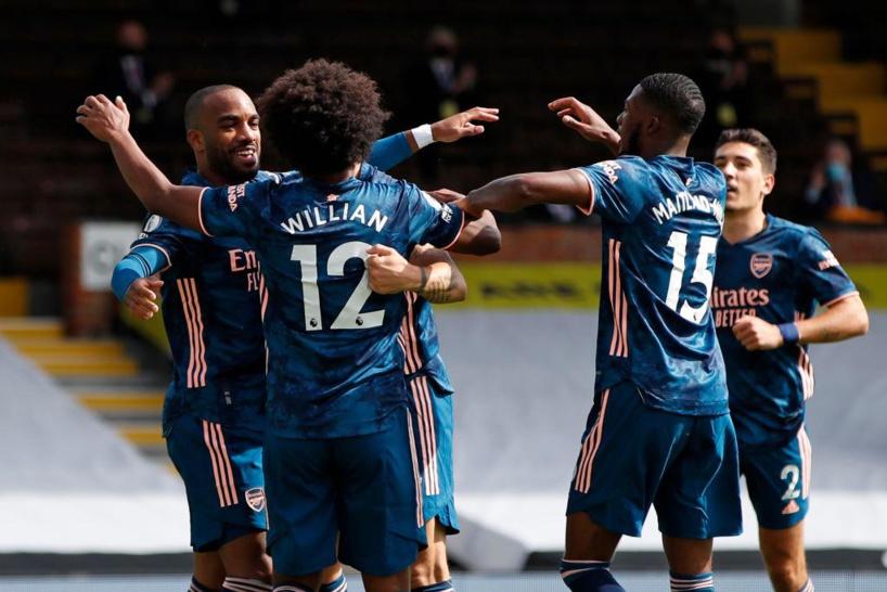 Première journée Premier League: Arsenal démarre fort chez le promu Fulham (0-3)