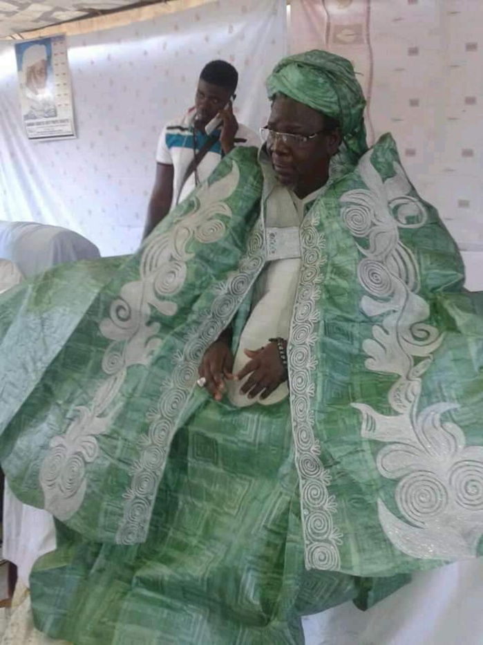 Nécrologie : Rappel à Dieu de Cheikh Abdoulaye Wilane à Kaffrine.