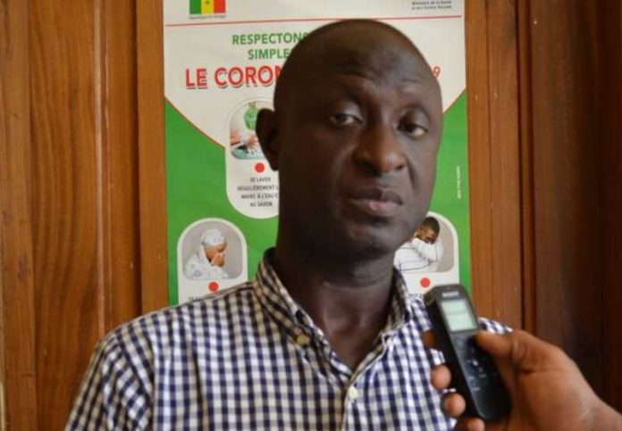 Sandigui Baldé, nouveau chef du service départemental des sports de Kolda : « Nous ambitionnons de développer tous les sports au Fouladou... »