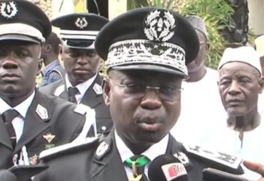 Le général Cheikh Sène, nouveau patron de la Délégation générale au renseignement national