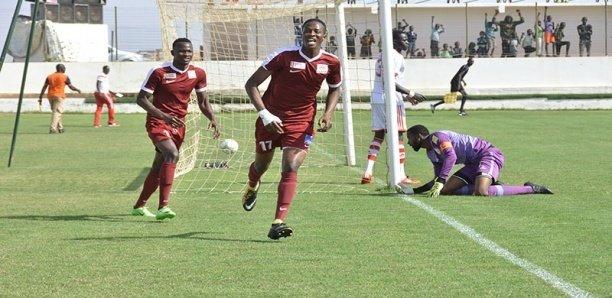 Ligue 1 : Génération Foot enfonce NGB, Stade de Mbour s'offre le derby