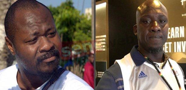 Les raisons de l'arrestation de Guy Marius et Assane Diouf